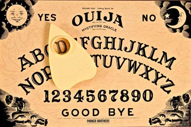 La tavola ouija ilparanormale - La tavola di ouija ...