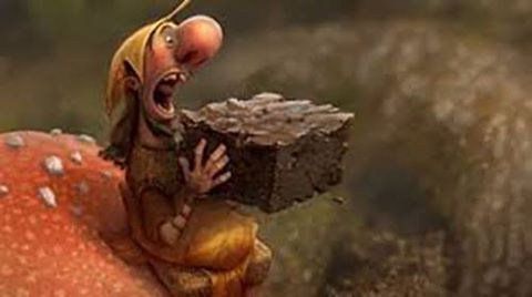 Tommyknockers, le creature delle miniere