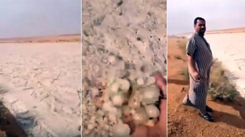 Il fiume di sabbia