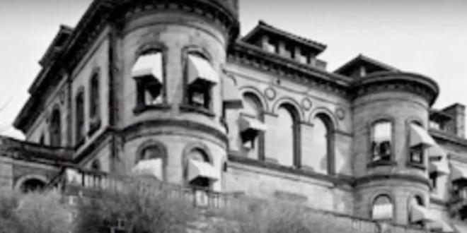 Congelier Mansion, il covo del male