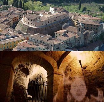 I fantasmi del castello di Lari